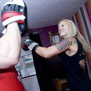 Mobile Boxing Training Sessions